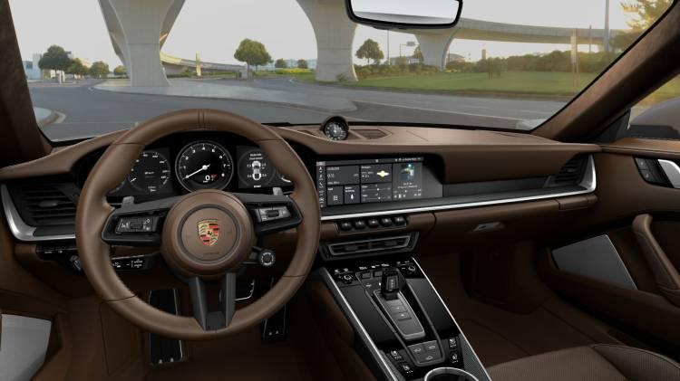 Configurador Porsche 911 992 06