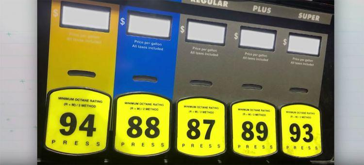 Consumer Reports Gasolina 98 Octanos