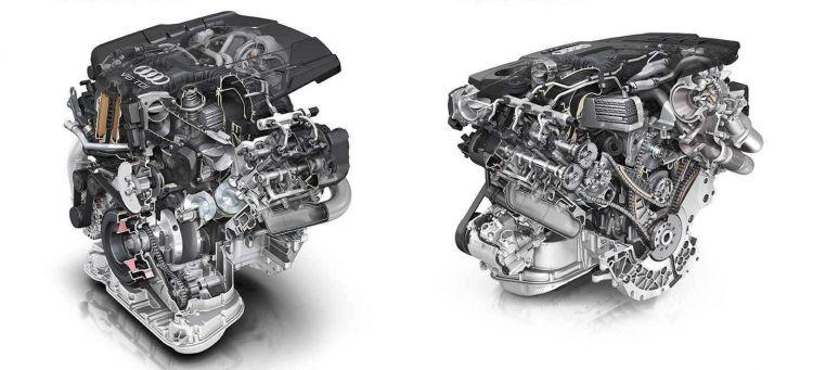 Consumo Aceite Coche Motor Audi