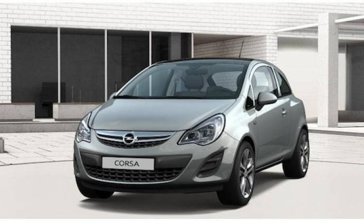 Opel Corsa 2011 - Restyling
