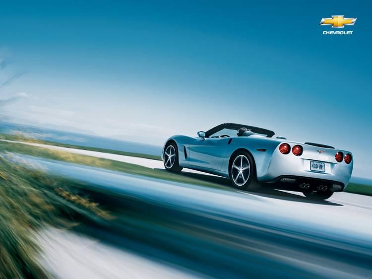 Chevrolet Corvette C6, Grand Sport, Z06 y ZR1