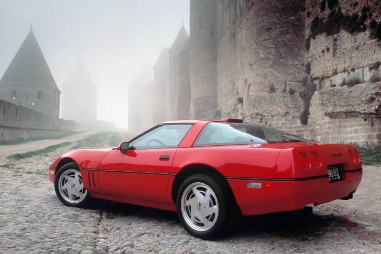 Corvette Zr 1 1990 4