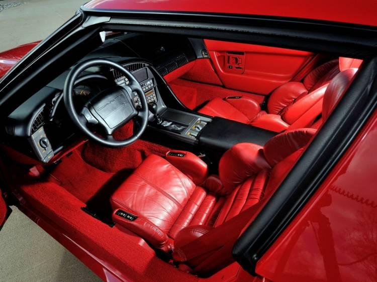 Corvette Zr 1 1990 7