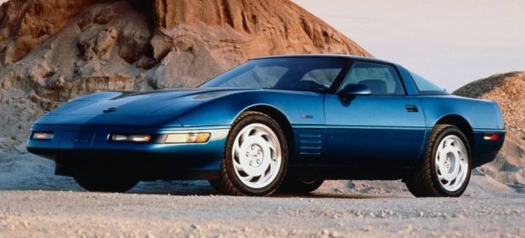 Corvette Zr 1 1990 P
