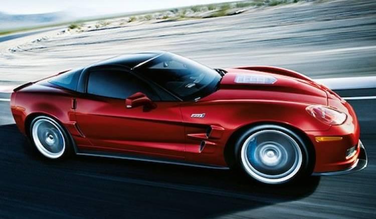 Corvette ZR1 2011
