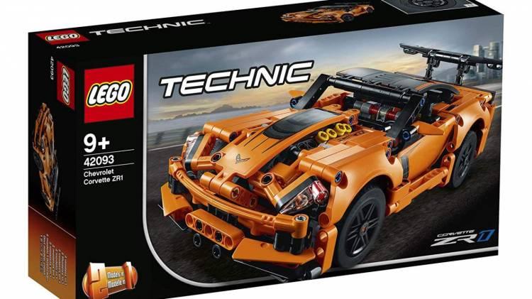 Corvette Zr1 Lego 02