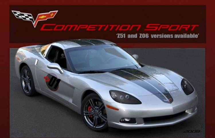 Chevrolet Corvette Competition Sports Package