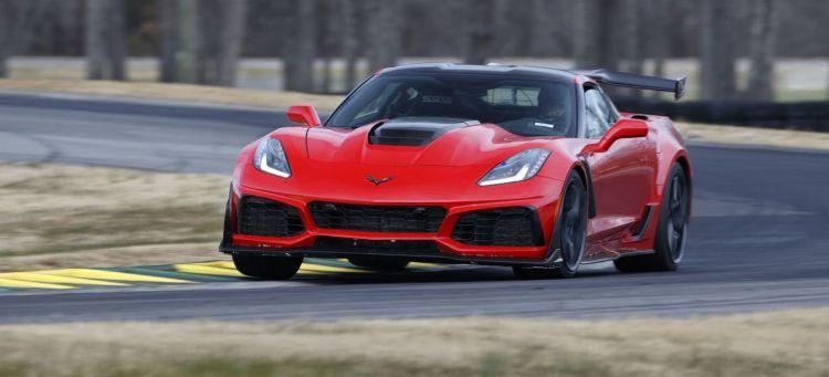 Corvette Record Vir