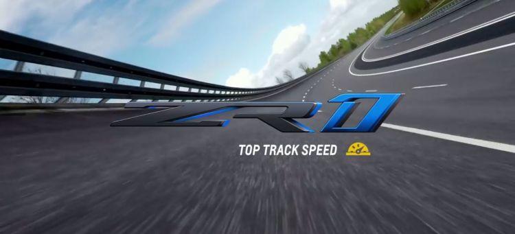 Corvette Zr1 Velocidad Maxima