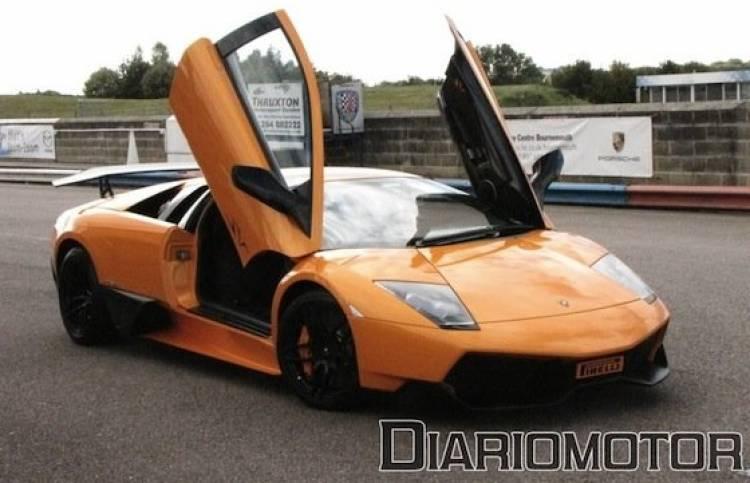 Lamborghini Murciélago LP 670-4 Superveloce, prueba