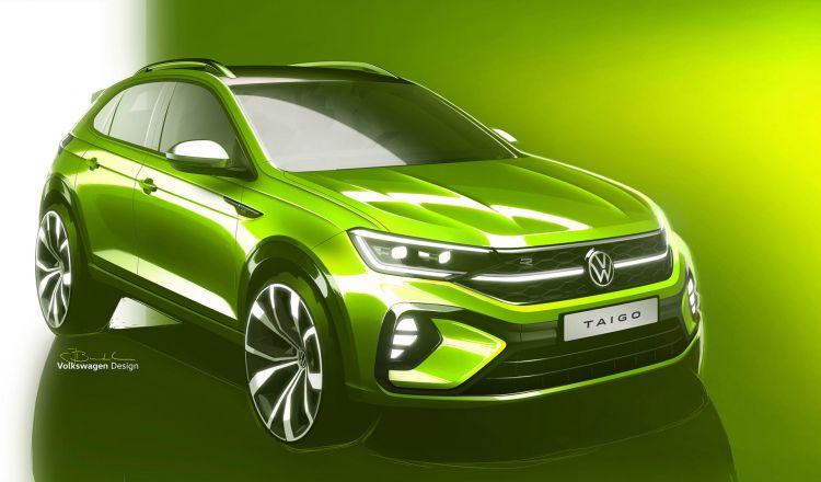 Crossover Volkswagen Taigo
