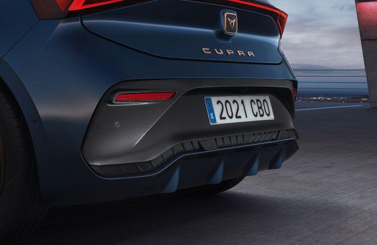 Cupra Born Electrico 2021 13