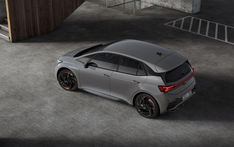 Cupra Born Electrico 2021 Vapor Grey 28