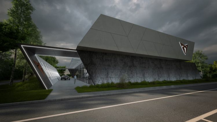 Cupra Breaks Ground On New Headquarters For 2020 002 Hq