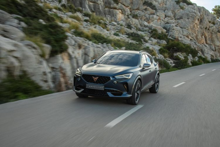 Cupra Forrmentor 1729521 First Dynamic Pictures Of Cupra Formentor Revealed 210519 8