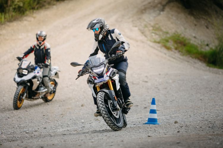 Curso Conduccion Dgt Bmw G 310 Gs 2021