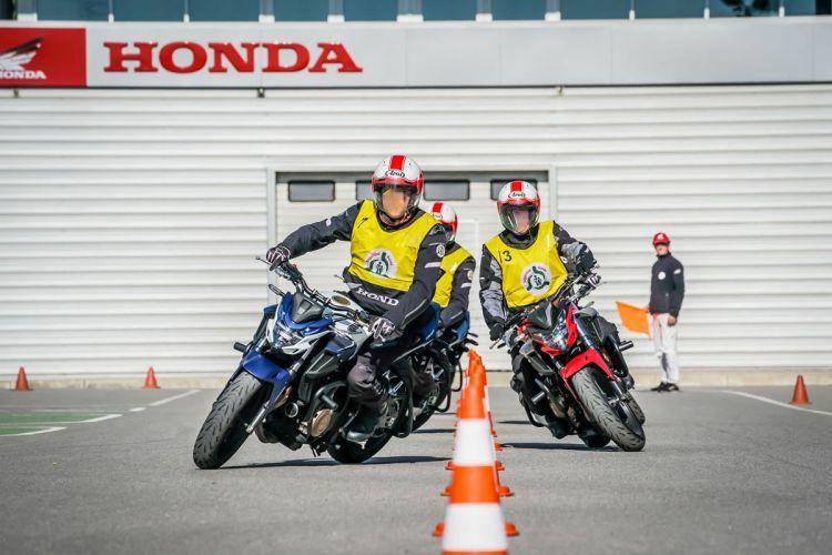 Curso Honda 1