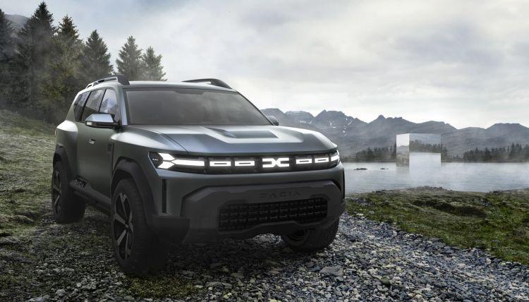 Dacia Bigster Concept 01