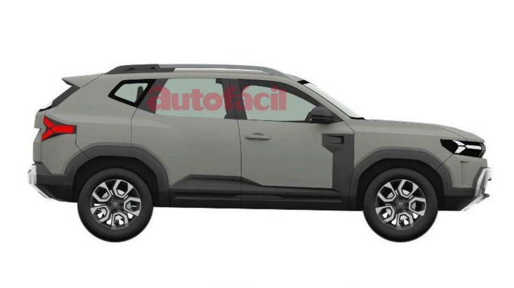 Dacia Bigster Filtracion 2