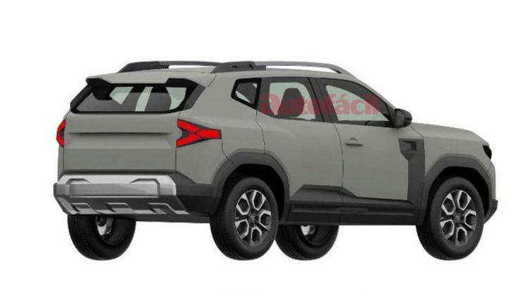 Dacia Bigster Filtracion 6