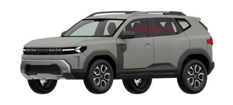 Dacia Bigster Filtracion P