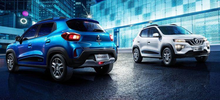 Dacia Coche Electrico Renault K Ze