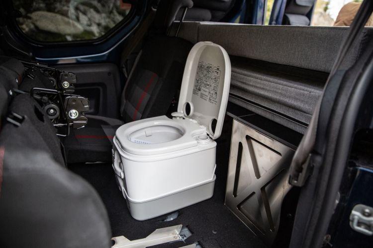 Dacia Dokker Camperiz 27