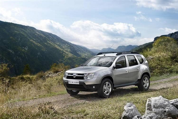 Al Dacia Duster le espera un lavado de cara en el próximo Salón de Frankfurt