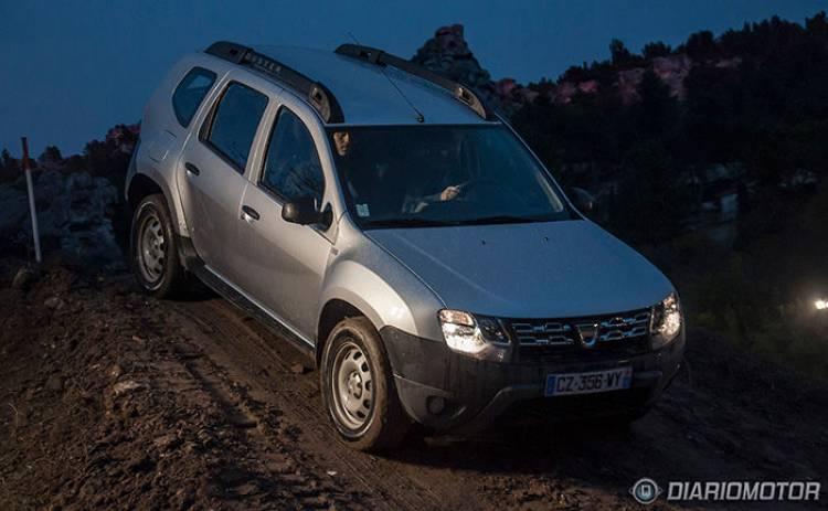 Dacia Duster 2014