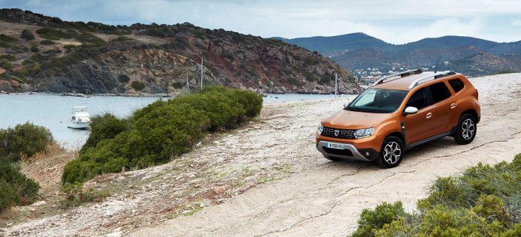 Dacia Duster 2019 Naranja Atacama 4x4 Tce 02