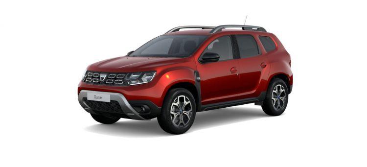 Dacia Duster 2020 Serie Limitada Aniversario