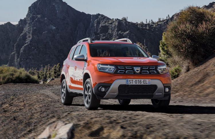 Dacia Duster 2021 Naranja 0621 001