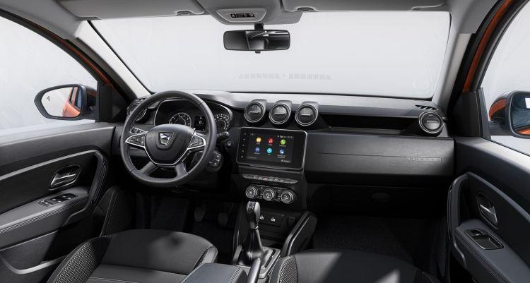 Dacia Duster 2021 Naranja 0621 007