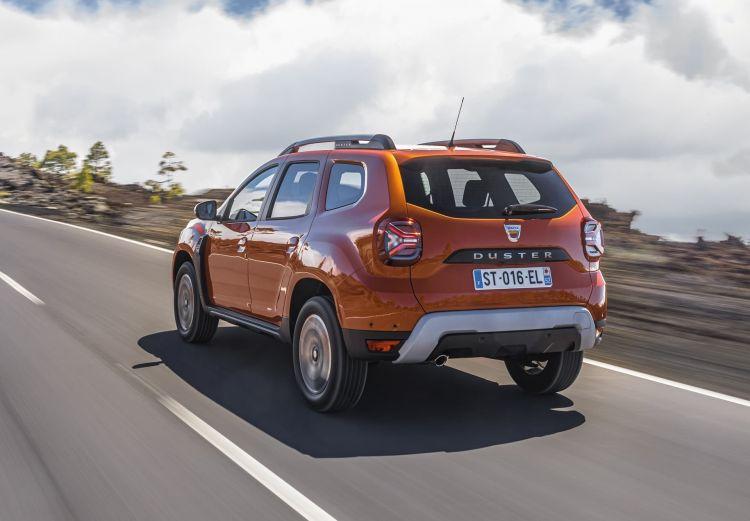 Dacia Duster 2021 Naranja 0621 012