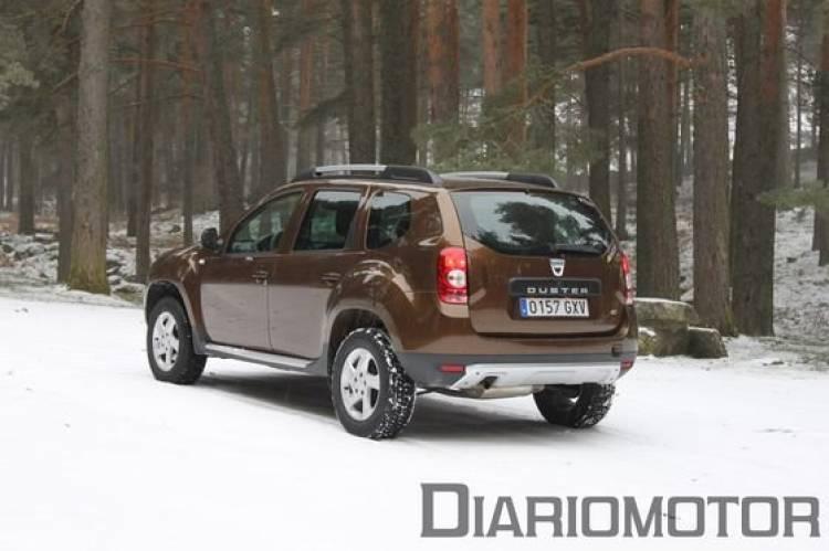 Dacia Duster 1.5 dCi 110 CV Laureate 4x4, a prueba (II)