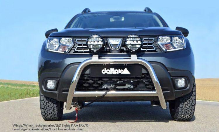 Dacia Duster Delta 4x4 Todoterreno 4