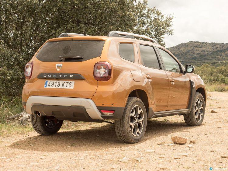 Dacia Duster Exterior 00002