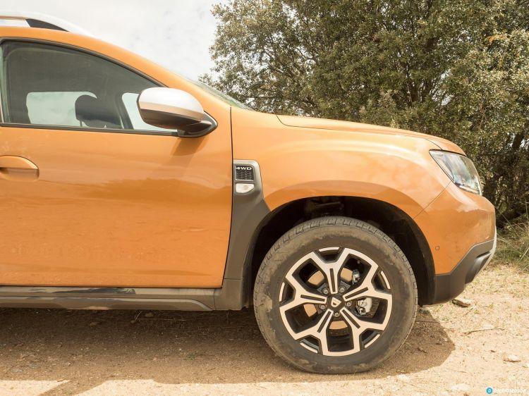 Dacia Duster Exterior 00005