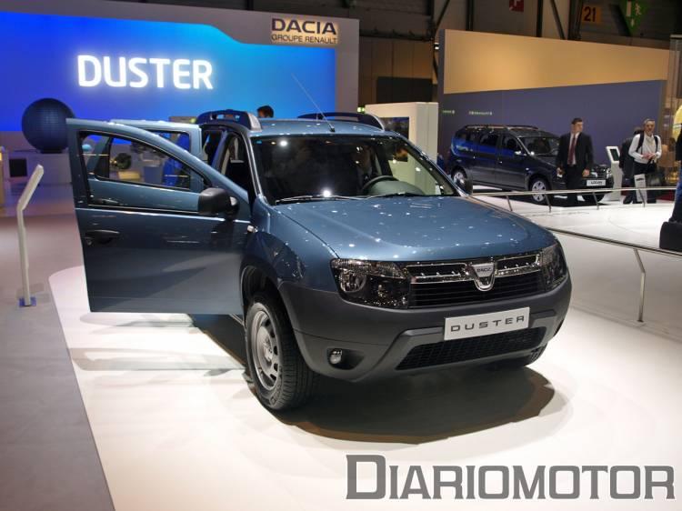 Dacia Duster en Ginebra