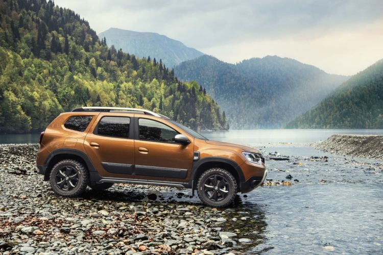 Dacia Duster Offer April 2021 Exterior 06