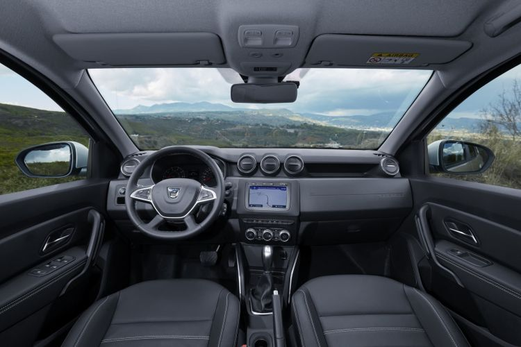 Dacia Duster Offer April 2021 Interior 01