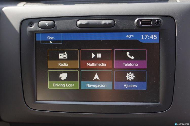 Dacia Duster Pantalla Multimedia 01