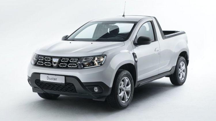 Dacia Duster Pick Up 2021 1