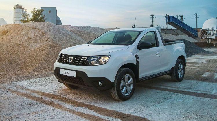 Dacia Duster Pick Up 2021 2