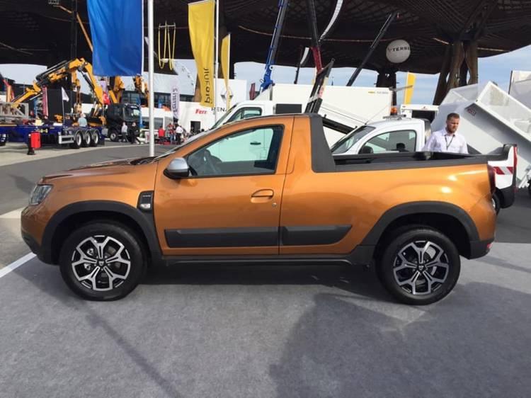 Dacia Duster Pick Up Romturingia 1018 004
