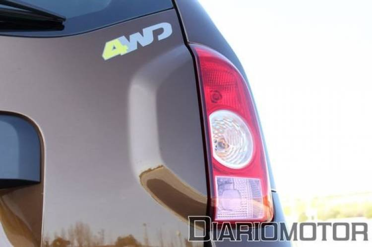 Dacia Duster 1.5 dCi 110 CV Laureate 4x4, a prueba (III)