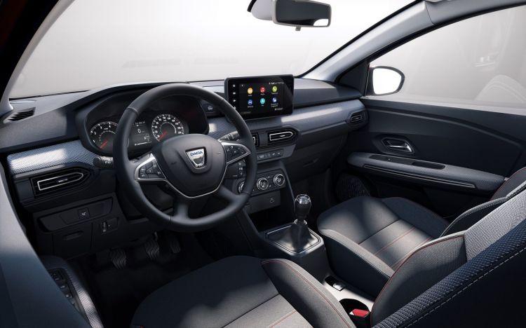 Dacia Jogger 2022 1 Interior