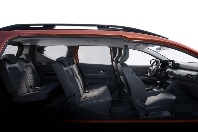 Dacia Jogger 2022 3 Asientos