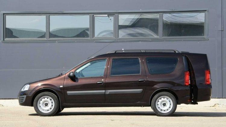 Dacia Lada Shuttle Box 1