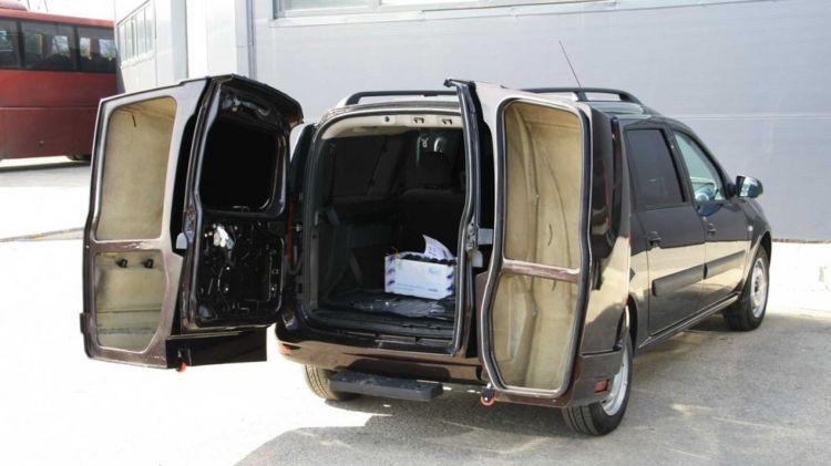Dacia Lada Shuttle Box 7